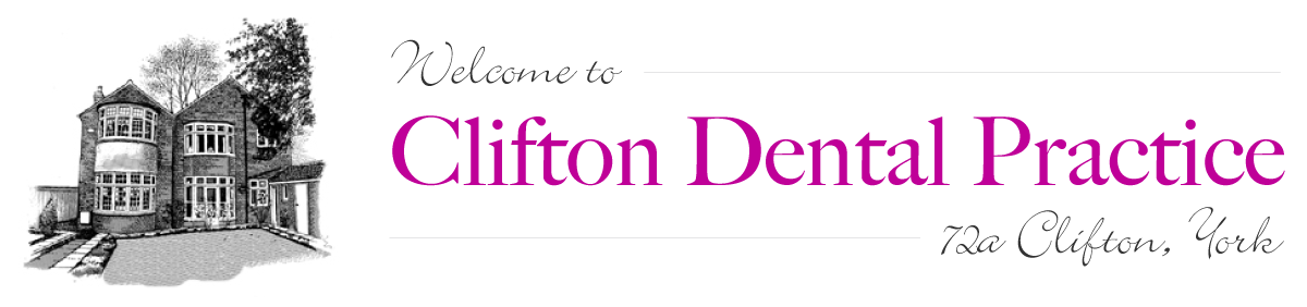 Welcome to Clifton Dental Practice York